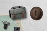 Win a Fitzroy Satchel & Wide Brim Wool Hat Bundle Worth $259 from Toffee/Will & Bear