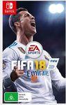 FIFA 18 for Nintendo Switch $69 @ Target / Target eBay