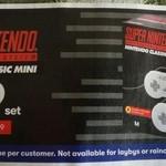 Super Nintendo Classic Mini $119.00 @ Big W
