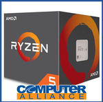 AMD Ryzen 1600x $256.5, 1600 $233.10 Shipped @ computer_alliance eBay