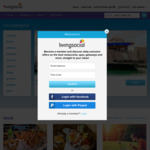 $10 Credit on Orders - Minimum Spend $39 @ Livingsocial