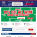 10% off All Wines (Excludes Penfolds) @ First Choice Liquor