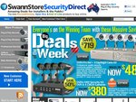Swann Security DIY Clearance on EOL, Reconditioned & Open Box - Save $719 on PRO DVR + 4 Cameras