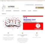 Justride E Bike Store Boxing Day Ultimate Sale All Bikes 20% off