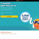 Get 3 Months of Access Fees When Sign up to New Optus My Plan Plus 12 Month (SIM Only) + 5000 Flybuys Points