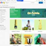 20% off 104 Stores @ eBay (Lenovo, Grays, Petbarn, PETstock, Sony, Toys R Us, Allphones, First Choice, Cellarmasters + More)