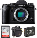 Fuji X-T1 Mirrorless Digital Camera Body Only with Accessories USD $624.87 (~AUD $780) Shipped @ B&H Photo Video
