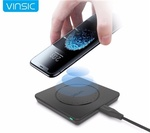 VINSIC Wireless Charger Pad for iPhone X and More: US $6.59 (AU $8.44) with Free Shipping @ FocalPrice
