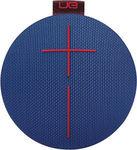 Logitech Ultimate Ears Roll Atmosphere Blue /Volcano Black Wireless Waterproof Speaker $47.20 C&C @ The Good Guys eBay