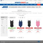 Slazenger Girls Junior Swimwear 2 for $24 + $1.99 Shipping @ SportsDirect