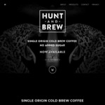 [WA] Free Hunt and Brew Coffee at Front of Yagan Square