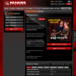 [NSW] All Movie Tickets $10 Anytime (3D Surcharge, $1.50 Online Booking Fee) @ Reading Cinemas, Auburn