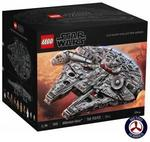 LEGO Star Wars UCS Millennium Falcon 75192 $1169.99 + $7.95 Delivery @ metrohobbies on eBay