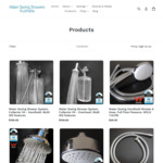 20% off Store Wide (Including Sale Items) Water Saving Showers Australia. Free Shipping