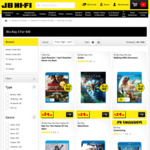 3 for $40 Selected Blu-Ray and 4K Movies (432 Titles) @ JB Hi-Fi