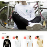 Melbourne Streetwear Final Clearance Sale: Min 50% off - T-Shirts $17, Long Sleeves $22 + Free Shipping @ Prism