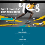 3 Months Free on 12 Months SIM Only Plans for Selected Suburbs @ Optus