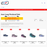 Brooks Beast and Ariel Running Shoes 30% off, Purchases over $175 Get a Free 15 Serve GU Gel Worth $25 @ Coast Runner Shop