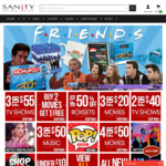 Extra 10% off @ Sanity Online