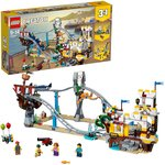 LEGO Pirate Roller Coaster 31084 $75 (or + $4 Item for $59 New Users) Delivered from Amazon AU