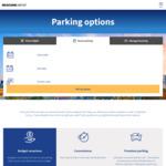 [VIC] Melbourne Airport Parking 48 Hour Flash Sale - 18% off