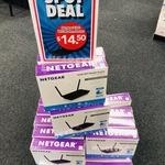 [QLD] NetGear N300 Modem Router $14.50 Harvey Norman, Morayfield