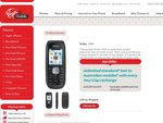 $1 Virgin Nokia 1800 from 7-Eleven When You Recharge with Virgin $29
