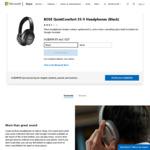 Bose QuietComfort 35 II $399.96 (20% off) @ Microsoft