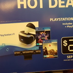 [PS4] Playstation VR Worlds Bundle + Farpoint $299 @ Target