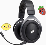 Win a Corsair HS70 Wireless Gaming Headset Worth $179 from Loserfruit
