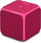 Sony SRS-X11 Portable Wireless Bluetooth Speaker - Pink $49 (RRP $99) Delivered @ Sony
