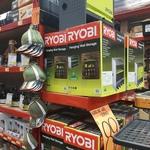 Ryobi Hanging Wall Storage Cabinet $89 @ Bunnings Warehouse