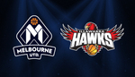 [VIC] NBL Melbourne United v Illawarra Hawks 29/10 Tickets $10