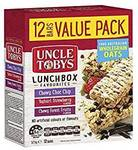 Uncle Toby's Muesli Bars Lunchbox Favourites, 12 Pack, $3.60 + Delivery (Free with Prime/ $49 Spend) @ Amazon AU