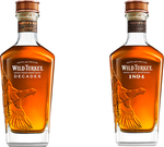 Win 1 of 2 Super Premium Wild Turkey Bourbons (Master's Keep Decades $199.88 / Master's Keep 1894 $184.90) from Man of Many