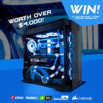 Win a Custom Liquid-Cooled RTX 2070 Gaming PC Worth Over $4,000 from Designs by IFR