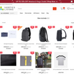 Up to 60% off on XIAOMI 90FUN Backpacks (eg. 90FUN Lightweight Foldable Backpack $11.8) + $8 Shipping @ Vertex Living