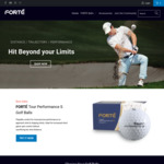 30% off 2 or More Items Store Wide @ Forte Golf