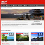 $100 off Bali Holiday Packages (Flight + Hotels) @ Webjet