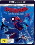 [Pre-Order] Spider-Man: into The Spider-Verse (4K UHD) $30 + Delivery (Free with Prime/ $49 Spend) @ Amazon AU
