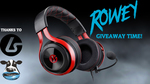 Win a LucidSound LS25 Esports Stereo Gaming Headset Worth $119 from Rowey/Bluemouth Interactive