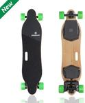 "[Pre-Order] Ownboard W2 (38"") Electric Skateboard with Dual Belt Motor US $597 Delivered (~AU $840, Was US $697) @ Ownboard"
