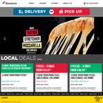 40% off Premium Pizzas (Excludes Melbourne Range) @ Domino's