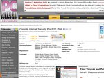 Comodo Internet Security Pro 2011 1 year free