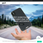 30% off Everything + Delivery @ Mous (iPhone & Galaxy S Cases)