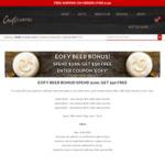 Craft Cartel: Spend $100, Get $50 Voucher