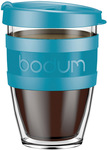 Bodum Joy Cup 0.3L Travel Mug - Assorted Colours $9.06 Ea @ Myer (in-Store Only)