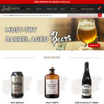 20% off Craft Beer Singles at Craft Cartel