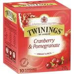 Better than ½ Price Twinings Tea Bags 10pk Varieties $1.00 (Was $2.70) @ Woolworths