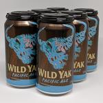 [VIC] 6 x Pack Wild Yak Pacific Ale $10.50 Delivered - Beer Delivery Servicing Melbourne Western Suburbs Only @ Frothy Beer Club
